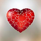 день святого валентина. eps 8 — Cтоковый вектор