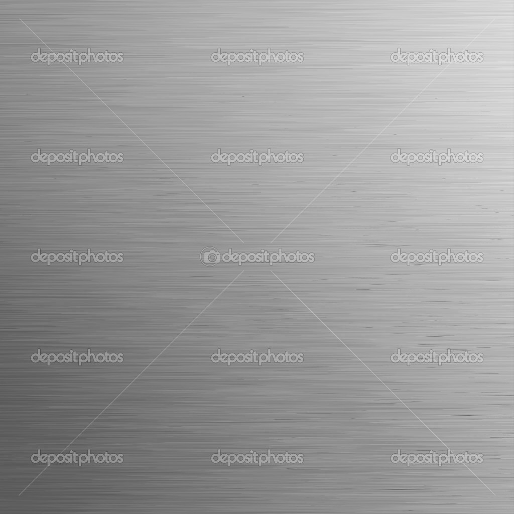 Brushed metal, template background. EPS 8 vector file included — Stock Vector #4717054