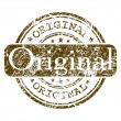 Vetorial Stock : Office rubber stamp - Original. EPS 8