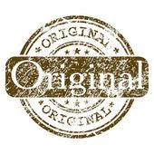 Tampon bureau - original. eps 8 — Vecteur
