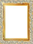 Cartolina di natale elegante. eps 8 — Vettoriale Stock