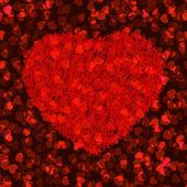 Nice abstract heart. EPS 8 — Stock Vector
