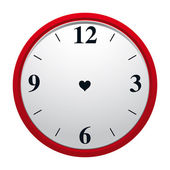 Eternity Clock — Stock Vector