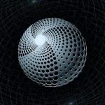 Gravity Sphere — Stock Vector #4163695