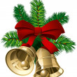 Xmas Bells - Stock Vector