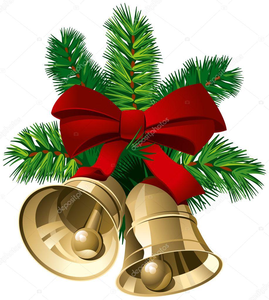Xmas bells stock vector fixer00 5028662 for Weihnachtskugeln vintage