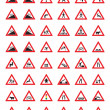 Royalty-Free Stock Imagen vectorial: Road Signs