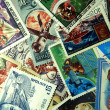 Stamps — Stock Photo #3940383