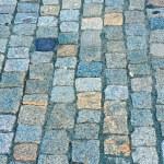 Stones street — Stock Photo #4636553