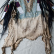 American indian historical museum culture object — Stock Photo