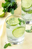 Cocktail lemonade — Stock Photo