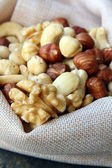 Nuts mix — Stock Photo
