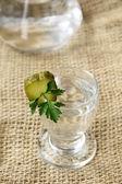 Russian vodka — Stock Photo