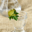 Russian vodka — Stock Photo #4057808