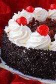 かなりおいしいケーキ — ストック写真