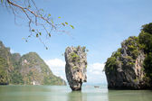 Phang-nga bay. — Stock Photo