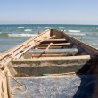 Little boat — Stock Photo