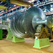 Stock Photo: Turbine Rotor