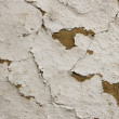 Fragment of an old mud walls — Stock Photo