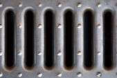 A grate — Stock Photo