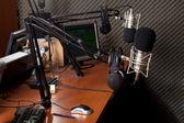 Radyo istasyonu — Stok fotoğraf