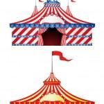 Big Top Circus — Stock Vector #3993341