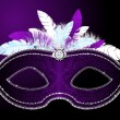 Masquerade Mask - Stock Vector
