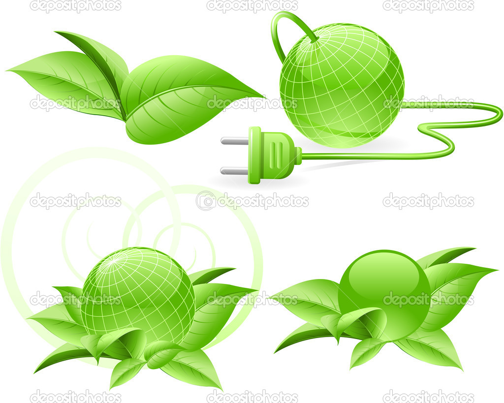 World  Green Energy — Stock Vector #4277423