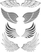Wings — Stockvector