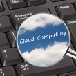 Cloud computing — Stock Photo #5175853