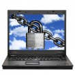 Securing the cloud — Stockfoto