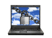 Securing the cloud — Stok fotoğraf