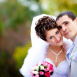 Wedding couple — Stock Photo #4546722