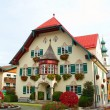 St. Gilgen Town Hall in Austria — Stock Photo