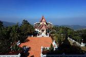 Temple on the mountain — Stock Photo