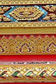 Thai design — Stock Photo