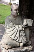 Chinese Buddha statue — Stock Photo