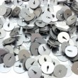 Stock Photo: Buttons for paper