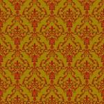 Seamless wallpaper pattern — Stock Photo #4700564