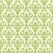 Seamless wallpaper pattern - Foto Stock