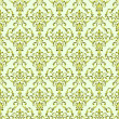Seamless wallpaper pattern - Stockfoto