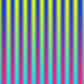 Abstract vector illustration polar lights — Stock Photo