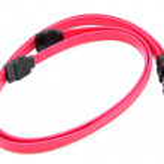 Serial-ATA cable — Stock Photo
