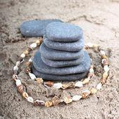 Sand stones — Stock Photo