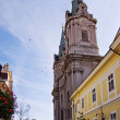 Stock Photo: Late baroque style church