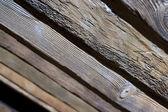 Viga de madera original — Foto de Stock