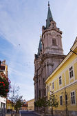 Late baroque style church — Stock Photo