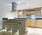 Kitchen isle — Stock Photo