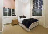 寝室の詳細 — ストック写真