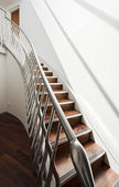 Designer staircase — Stock Photo